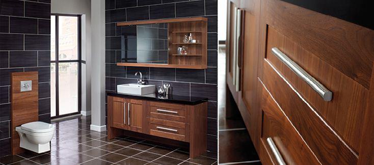 Bathroom Units Free Standing utopia timber freestanding bathroom furniture | brighter bathrooms