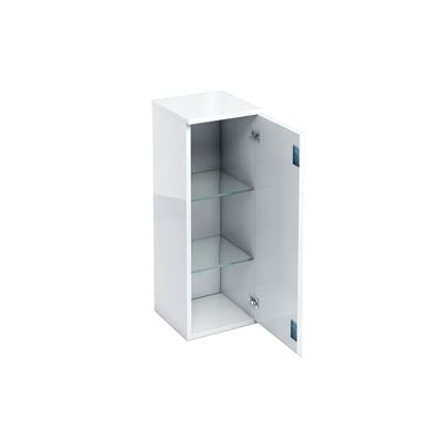 Picture of Britton 300mm Floorstanding Cabinet White Gloss