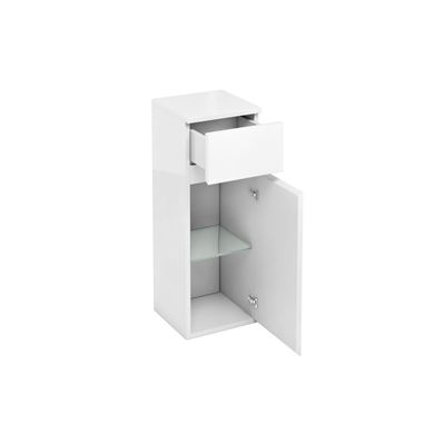Picture of Britton 300mm Floor Standing Cabinet White Gloss