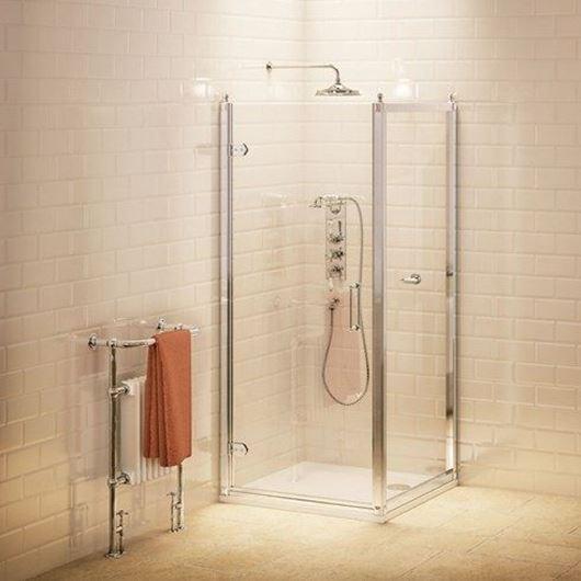 Picture of Burlington 760mm Shower Side Panel
