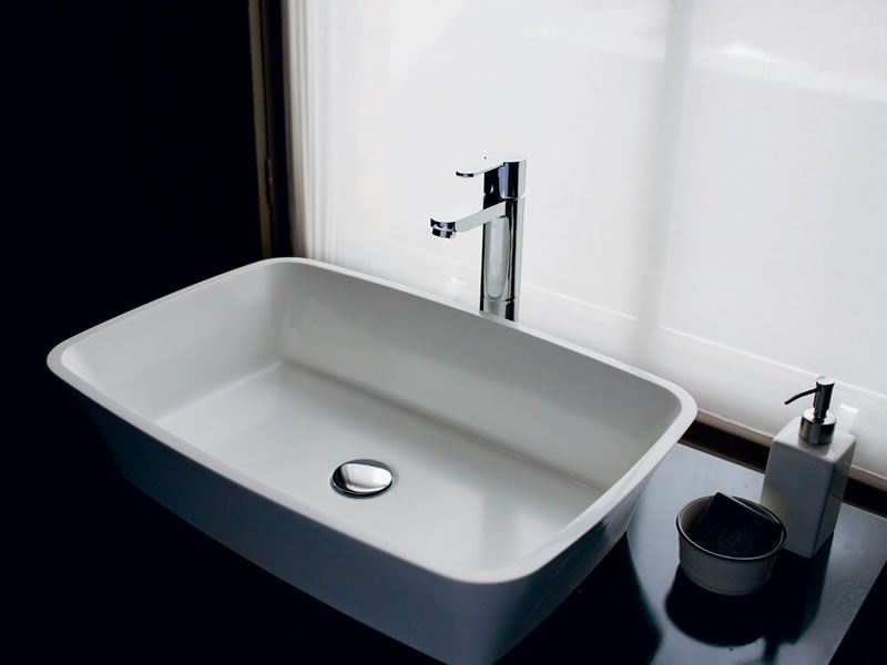 Clearwater Palermo Natural Stone Basin Brighter Bathrooms