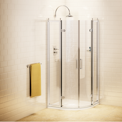 Picture of Burlington Quadrant Shower Enclosure 800mm
