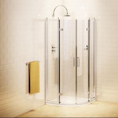 Picture of Burlington 900mm Quadrant Shower Enclosure