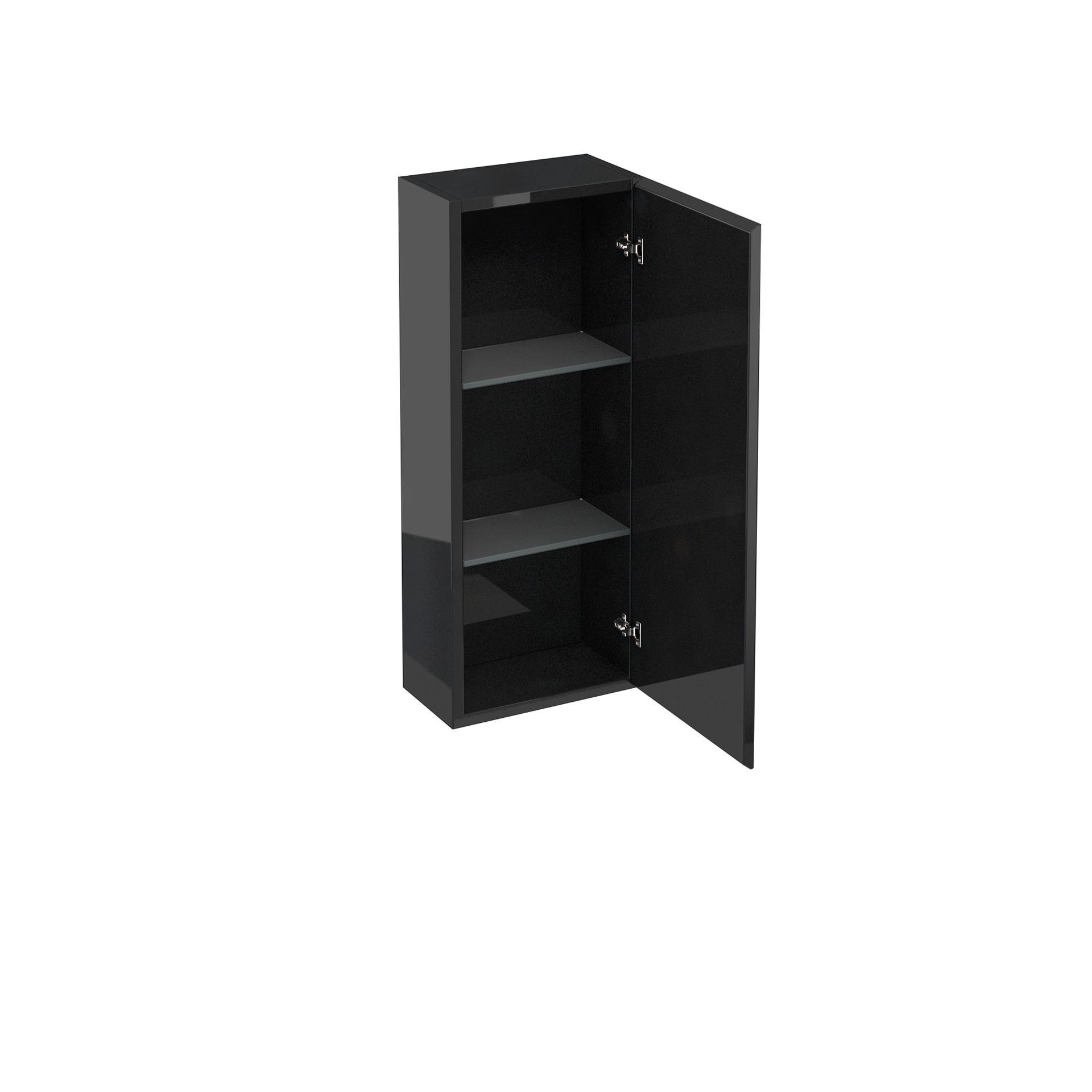 Britton Aqua Cabinets 300mm Single Wall Mounted Bathroom Cupboard