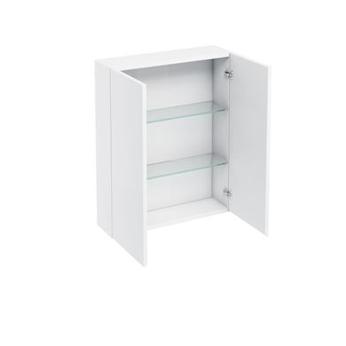 Picture of Britton 600mm Wall Cabinet White Gloss