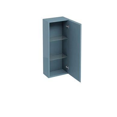 Picture of Aqua 300 single mirrored door wall cabinet Ocean