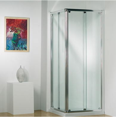 Picture of Kudos Original 800mm Corner Sliding Shower Door