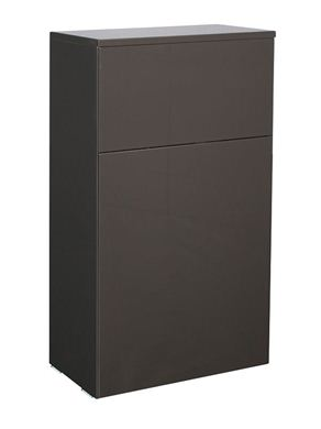Picture of Calypso Verona 500 WC Unit - Anthracite Gloss