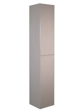 Picture of Calypso Verona 300 High Rise Cupboard - Latte Gloss