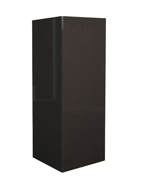 Picture of Calypso Verona 300 Wall Cupboard - Anthracite Gloss
