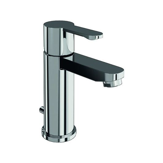 Picture of Britton Crystal Basin mixer with pop up waste