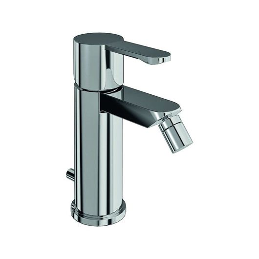 Picture of Britton Crystal Bidet mixer with pop up waste