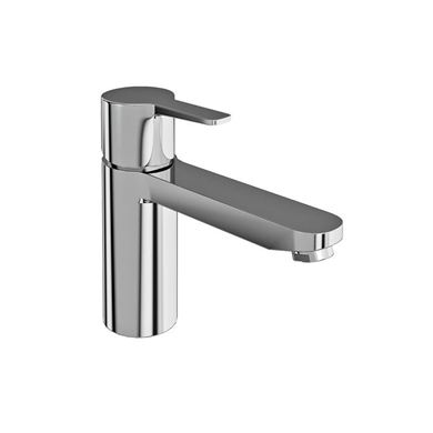 Picture of Britton Crystal Single lever bath filler