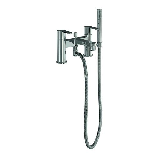Picture of Britton Crystal Bath shower mixer