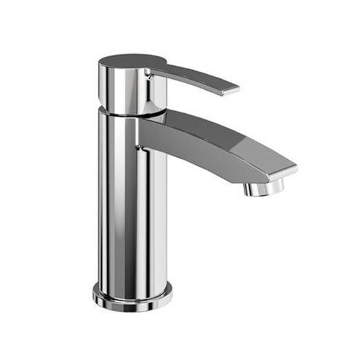 Picture of Britton Sapphire Basin mixer without pop up waste