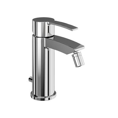 Picture of Britton Sapphire Bidet mixer with pop up waste