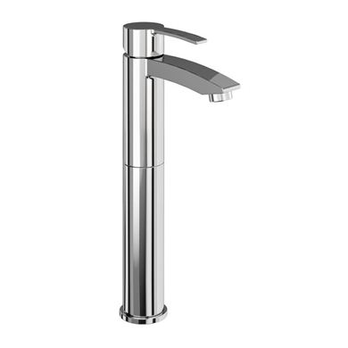 Picture of Britton Sapphire Tall basin mixer without pop-up waste