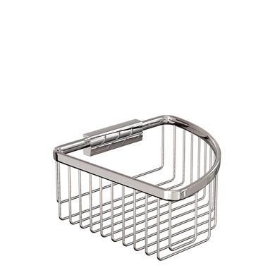 Picture of Britton Large deep corner wire basket