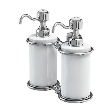Picture of Burlington Double soap dispenser