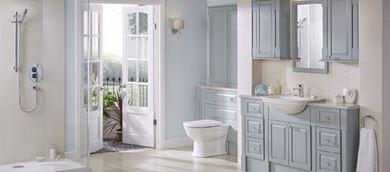 Picture of Utopia Amelia Original Fitted Bathroom Furniture
