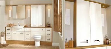Picture of Utopia Bella Original Fitted Bathroom Furniture