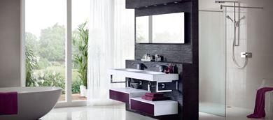 Picture of Utopia Geo Bathroom Furniture