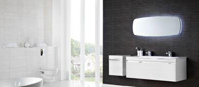 Picture of Utopia Halo Bathroom Furniture
