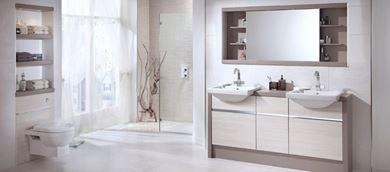 Picture of Utopia i-Line Bathroom Furniture