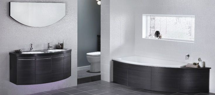 Picture Of Utopia Symmetry Contemporary Bathroom Furniture