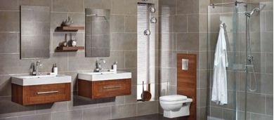 Picture of Utopia Henley Timber Fitted Bathroom Furniture