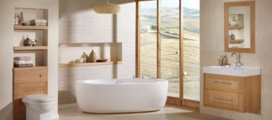 Picture of Utopia Timber Modular Bathroom Furniture