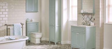 Picture of Utopia Downton Bathroom Furniture
