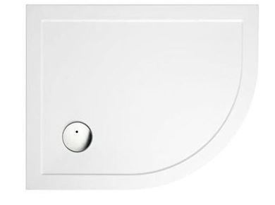 Picture of Capital Offset Quadrant Shower Tray 1000x800mm Right Hand