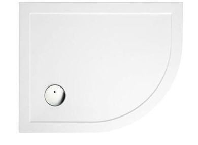 Picture of Capital Offset Quadrant Shower Tray 1200x800mm Right Hand