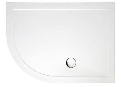 Picture of Capital Offset Quadrant Tray 1200x900mm Left Hand