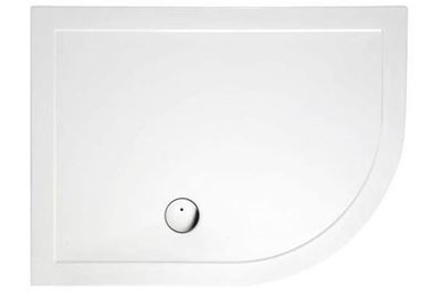 Picture of Capital Offset Quadrant Shower Tray 1200x900mm Right Hand