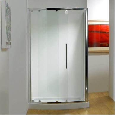 Picture of Kudos Original Bowed Sliding Door 1200mm