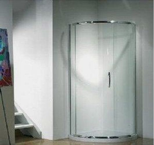 Picture of Kudos Original Curved Sliding Door 810 Side Access