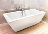 Picture of Cleargreen Freefortis Freestanding Bath 1800x800mm