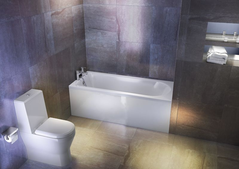 Cleargreen Reuse Bath 1700x800mm Brighter Bathrooms