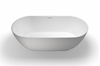 Picture of Clearwater Formoso Natural Stone Bath 1690x800mm