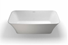 Picture of Clearwater Palermo Petite Freestanding Bath 1600x750mm