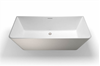 Picture of Clearwater Patinato Grande Freestanding Bath 1690x800mm