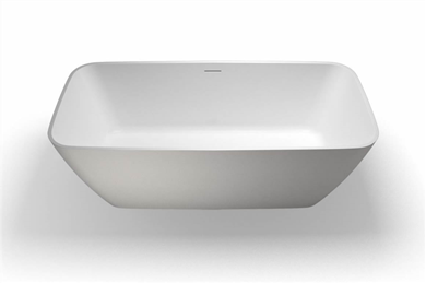 Picture of Clearwater Vicenza Petite Freestanding Bath 1524 x 800mm
