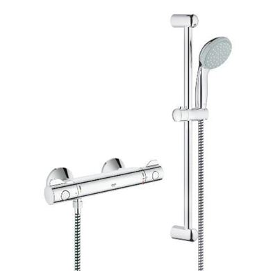 Picture of Grohe 800ev Thermostatic Shower Mixer