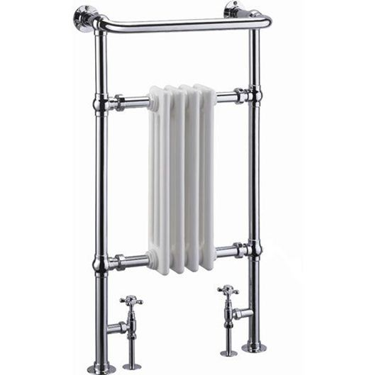 Picture of Burlington Bloomsbury Radiator with Angled Valves