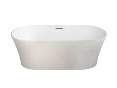 Picture of Clearwater - Armonia Natural Stone Bath - 1550 x 750mm - N18