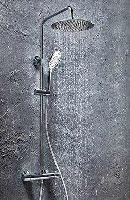 Picture of Monty Cool Touch Exposed Shower with Fixed and Flex Heads